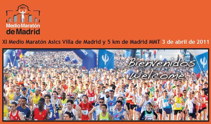 Medio Maratón 2011