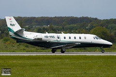 HB-VNS - 560-5209 - Speedwings - Cessna 560XL Citation Excel - Luton - 100511 - Steven Gray - IMG_0922