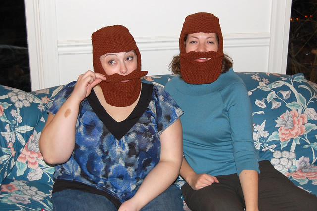 Bearded Ladies!