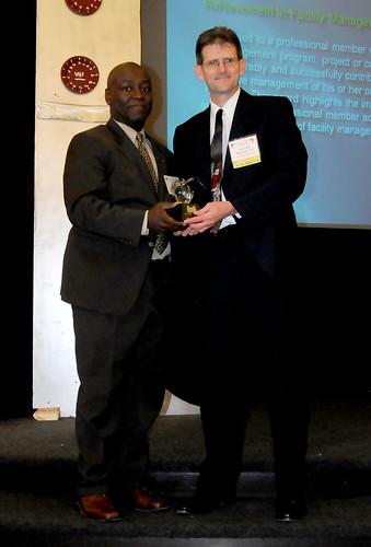 William Broome - Achievement in FM Award