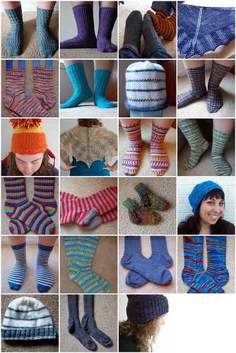 2010: A year in knits