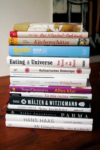 Kochbücher 2010