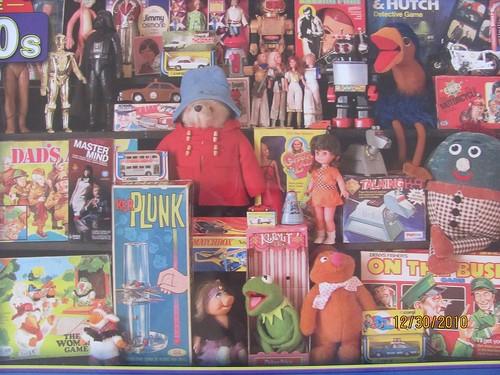 Vintage Vision 70s Toys