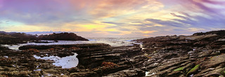 Pt. Lobos Panoramic Sunset 2