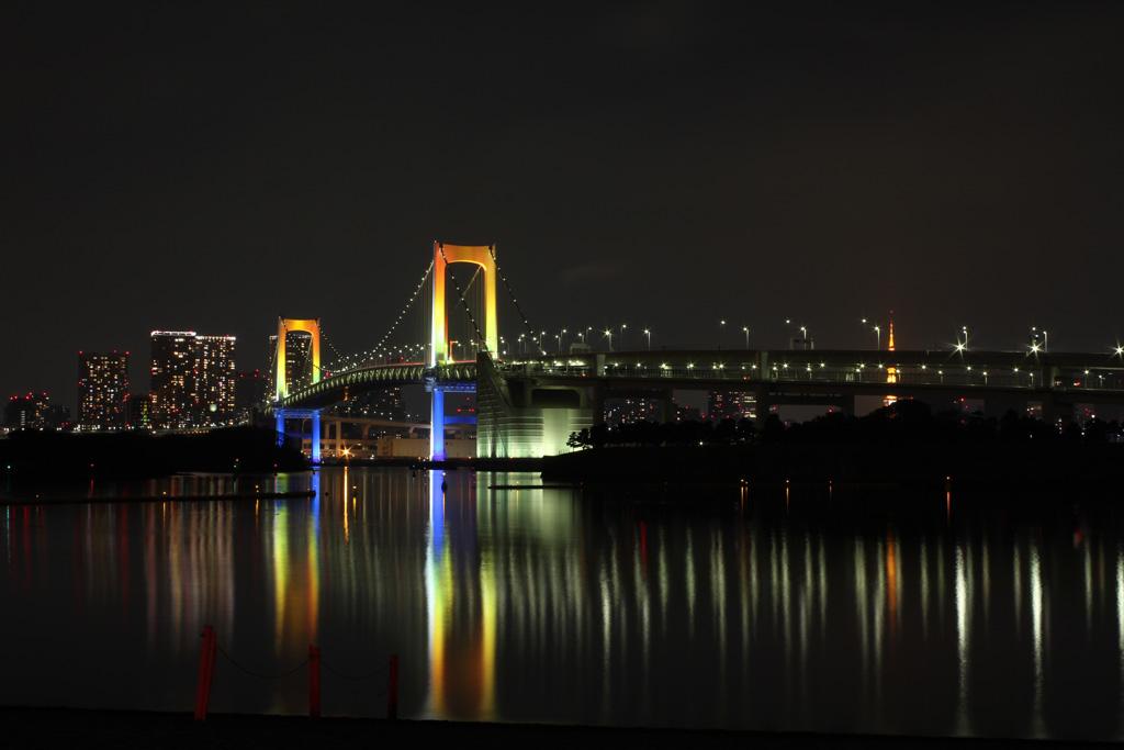 Rainbow bridge illumination 09(TOKYO)
