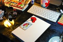 1/365 - The desk
