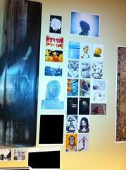 Sketch Club wall 0