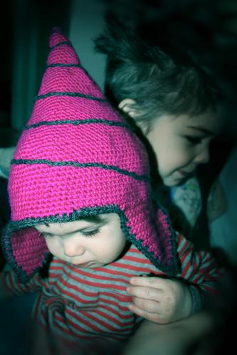 Crochet hat 2