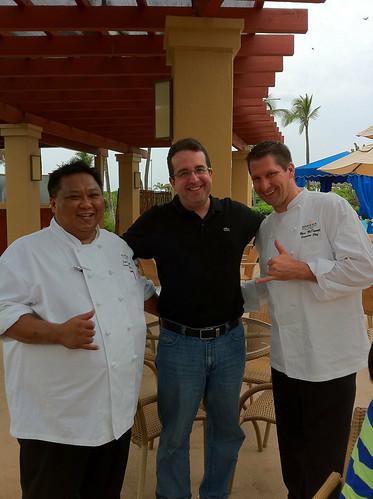 Chefs at Makena