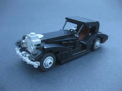 1937 Bugatti tipo Cinquantesette Atalante