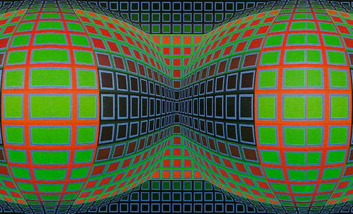 "Victor Vasarely • <a style=""font-size:0.8em;"" href=""http://www.flickr.com/photos/30735181@N00/5324141910/"" target=""_blank"">View on Flickr</a>"