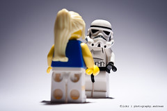 6/365 ...some facts about you (photography.andreas) Tags: cute girl canon germany deutschland starwars couple lego minifig saarland project365 eos40d canonefs1855mmf3556is urweiler