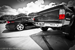 impromptu mall shoot1 (KB _Photography) Tags: red canon hawaii tl kaneohe clear 7d toyota 100 tacoma flush acura 1022 hella defend illest