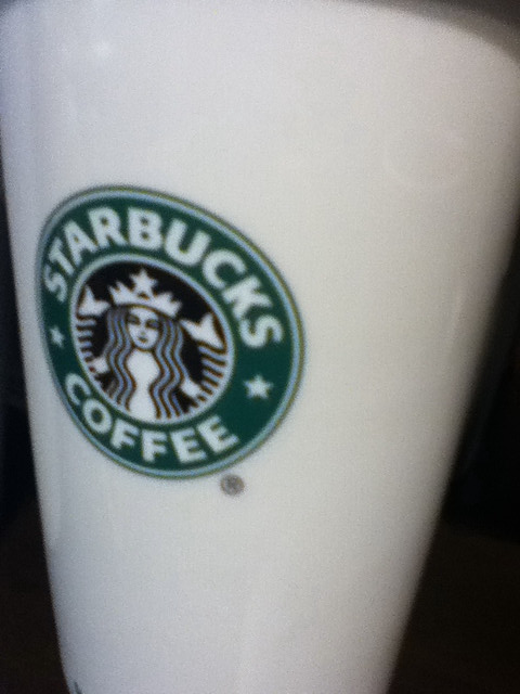 Day 128 - Starbucks Tumbler
