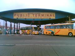 Novaliches Public Terminal (Nova Stop) (Bus Ticket Collector VI; Hari ng Sablay ) Tags: bus nova philippines terminal stop mmda novaliches pbpa philippinebusphotographersassociation