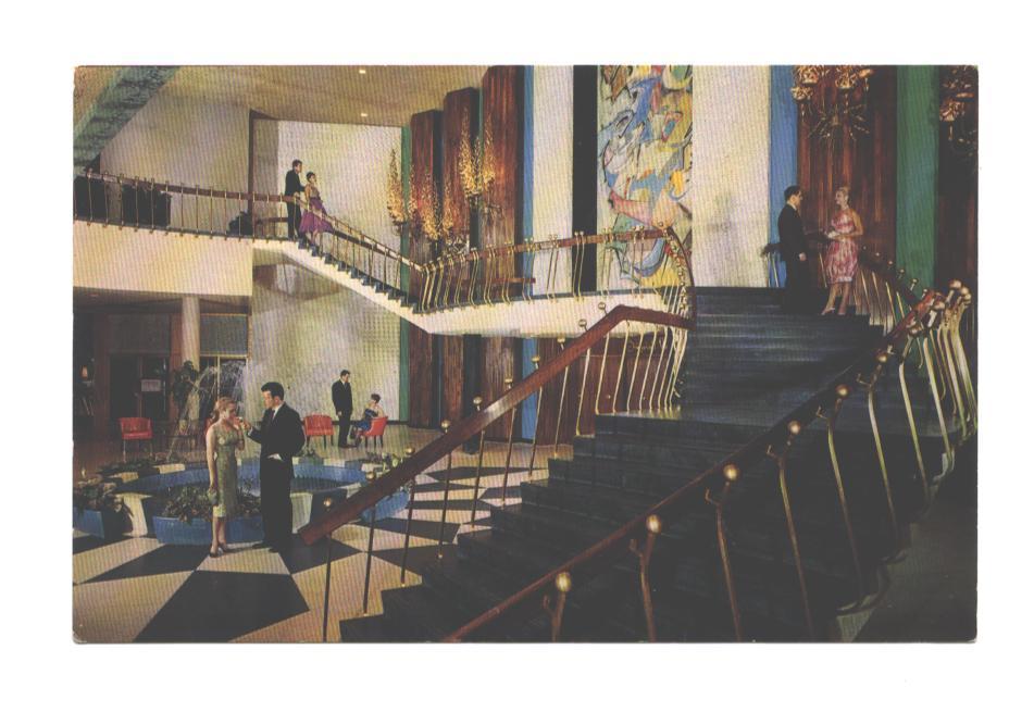 Concord Hotel in Kiamesha Lake, NY