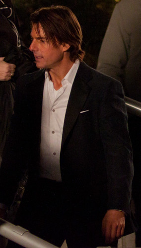 tom cruise mission impossible 4 pics. Tom Cruise - Shooting Mission