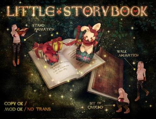 HPMD* Little Storybook