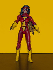 Marvel Universe Spider-Woman