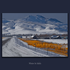 Winter in Idaho #043 (alexander.garin) Tags: winter snow nature landscape nikon bestcapturesaoi elitegalleryaoi