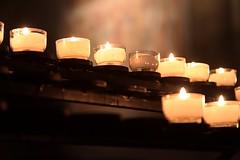 The lights again (Tease 2 0 1 0) Tags: vienna wien austria licht österreich candles candle kerze kerzen 28135mm lichter 1010 eos5dmkii