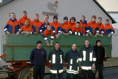 Tannenbaumsammlung JF - 08.01.11