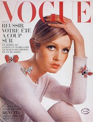 Vogue-May 1967 (Fashion Covers Magazines (Second)) Tags: vogue 1967 twiggy davidbailey vintagefashion vintagemagazine 1960s 1960sfashion