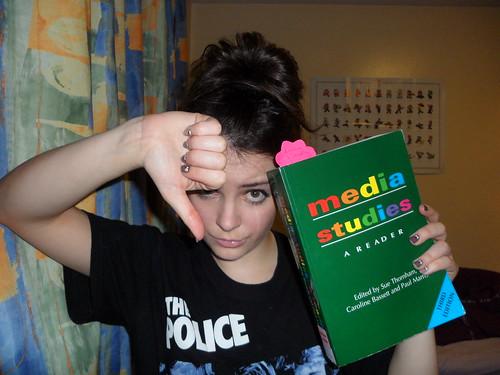 Media Studies; A Reader.