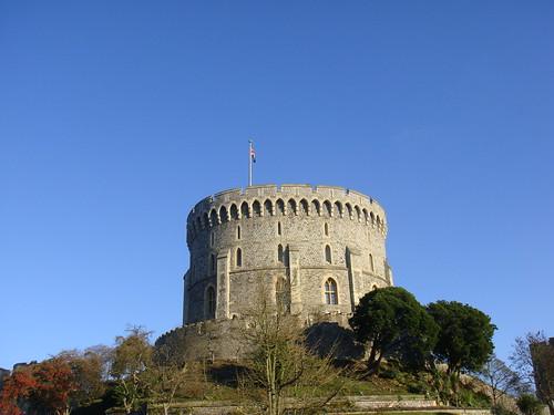 Vista de la Torre Redonda desde el exterior