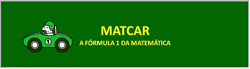 MATCAR - A fórmula 1 da matemática