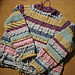 My Ravelry projects This is where I store descriptions of my projects. More to come.