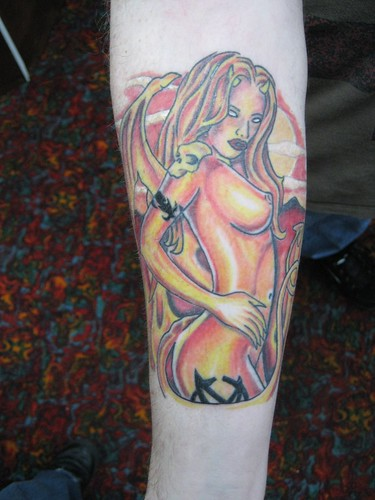 she devil tattoo. she devil tattoo quot;devil tattoo