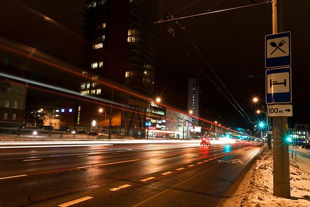 #13/365 | Night lines