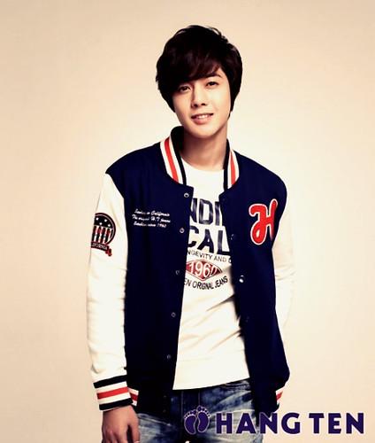 Kim Hyun Joong HangTen Photoshoot