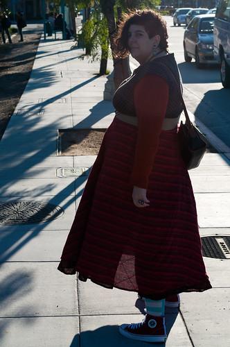 what I wore, fat fashion, marina rose martinez