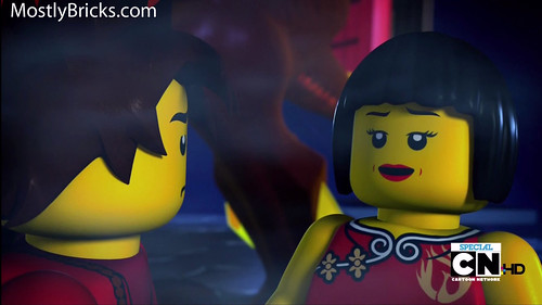 LEGO Ninjago: Masters of Spinjitzu - King of Shadows Movie Review