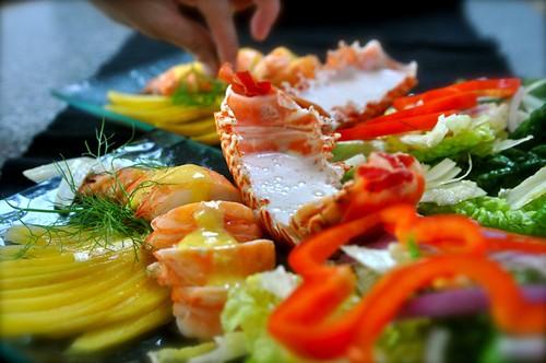lobster espuma | sans stabiliser II