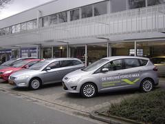 Amersfoort: New Ford C-Max
