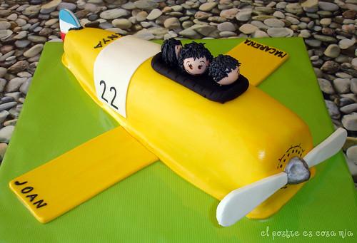 Tarta avioneta