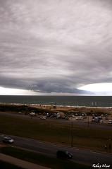 Se viene... (Tobias Noni) Tags: del lluvia playa nubes punta tormenta este