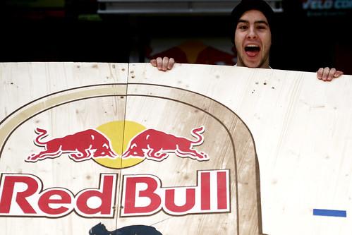 at Red Bull Mini Drome