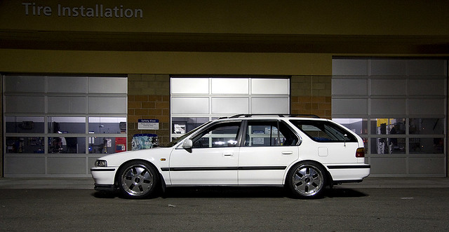 Fs 1991 Honda Accord Wagon With H22 Unofficial Honda Fit Forums