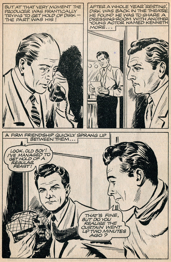 Dirk Bogarde comic 11