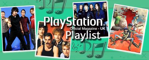 VidZone - PlayStation Magazine Playlist