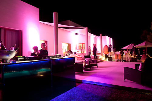 The Bar, Ibiza wedding feature