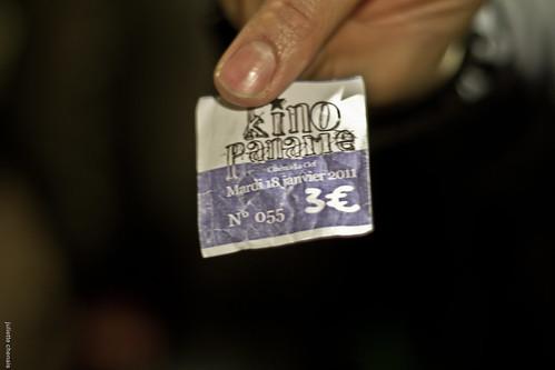Kino Paname janvier 2011, la Clef du succès (34)