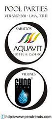 Pool Parties - Aquavit Ghoa