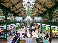 The Central Sofia Market Hall (Sofia, Bulgaria) (Frans.Sellies (off for a while)) Tags: bulgaria bulgarie bulgarije bulgarien bulharsko bulgaristan          p1280191