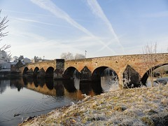 Devorgilla Bridge Dumfries.River Nith (stonetemplepilot5) Tags: whitesands dumfries nith caul devorgillabridge sonydsch55