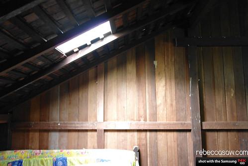 Iban longhouse, sarawak cultural village-12
